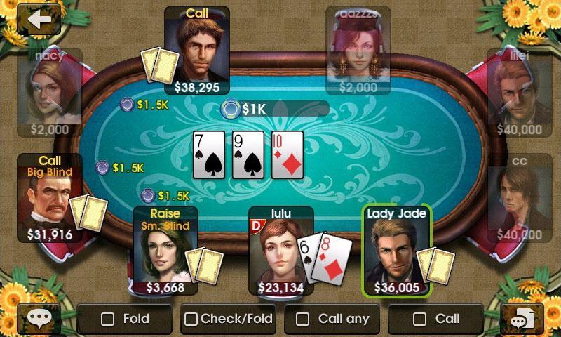 Online Poker Texas